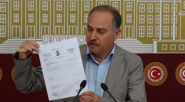 Chp'li Gök'ten ' Irak Petrol Bakanlığı Türk Firmalarının Petrol İhalelerine Alınmaması İçin Genelge Yayınladı' İddiasi
