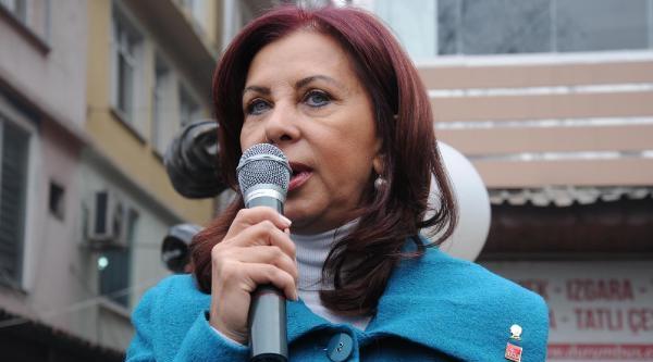 Chp'Li Kadin Belediye Başkan Adayindan 'beddua' Tepkisi
