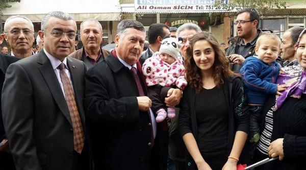 Chp'li Keskin: Başbakan Erdoğan'ın Cumhurbaşkanı Adayı Olması Zor