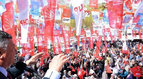 Chp'li Keskin: Başbakan Ya İktidari Bırakacak Ya Da Kaçacak