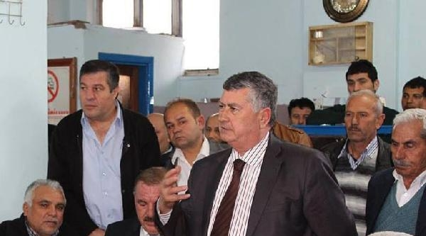Chp'li Keskin, Kaymakamlıktaki Su Ve Çay Yasağını Meclis'e Taşıdı