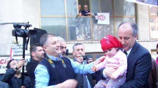 Chp'li Muharrem İnce'den Başbakan Erdoğan'a Yolsuzluk Tepkisi