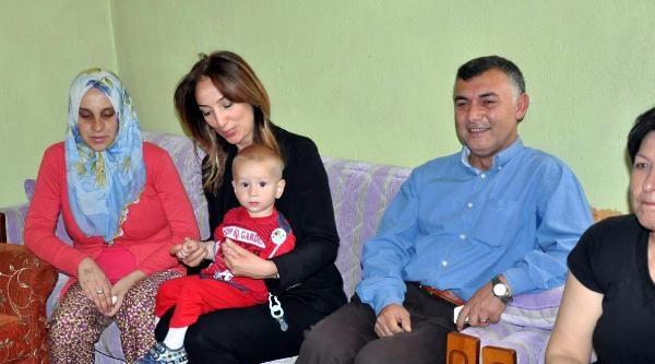Chp'li Nazlıaka'dan Madenci Ailelerine Taziye Ziyareti