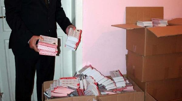 Chp'li Öğüt'ten '450 Bin Eve Mektup Kampanyasi'