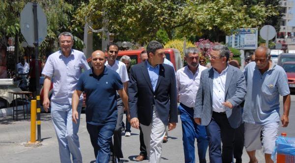 Chp'li Oran'dan Başbakan'a Eleştiri