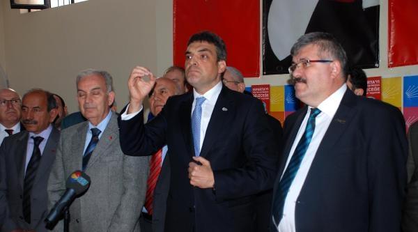 Chp'li Oran'dan Twıtter Tepkisi: Başbakan Kamikaze Saldırısı Yaptı (2)