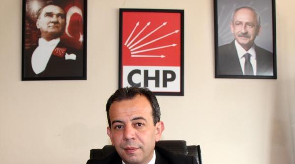Chp'li Özcan: Çalişma Ve Enerji Bakanları İçin Fezleke Düzenlenmeli