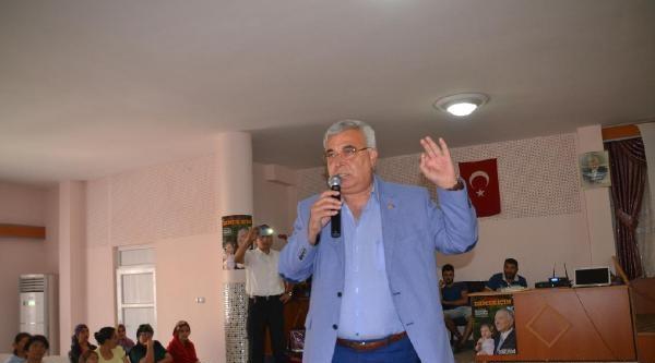 Chp'li Sarıbaş: Seçimde Kediler Artık Trafoya Giremeyecek