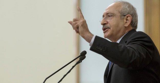 CHP'li Seçmenin Yüzde 87'si Partilerine Güvenmiyor!