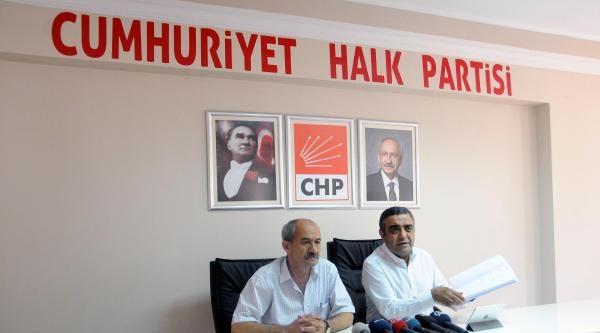 Chp'li Tanrıkulu: Başbakan'ın Talimatıyla Işid'e Ağır Silahlar Gönderildi