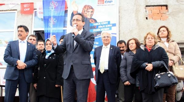 Chp'li Tezcan: Başbakan Artık Kayıtlara Montaj Diyemez - Ek Fotoğraf