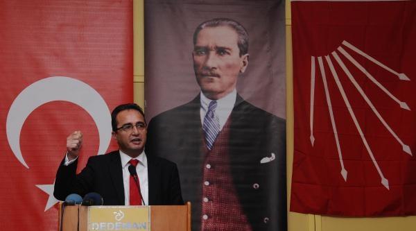 Chp'li Tezcan: Başbakan Israrla Nefret Suçu İşliyor