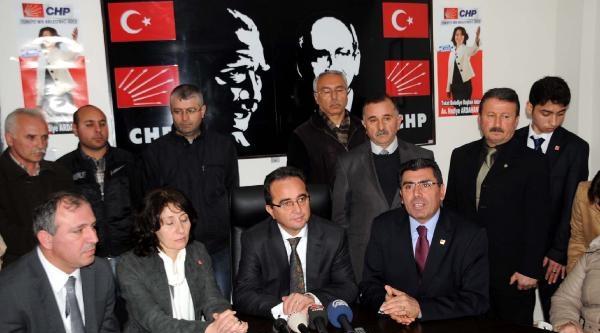 Chp'li Tezcan: Meclis Başkanı Suç İşliyor