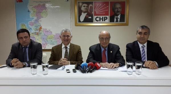 Chp'li Türmen: Hsyk Teklifi Yasalaşirsa, Iptal Davasi Açacağiz