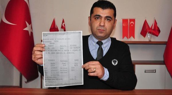 Chp'Li Uzun'Dan, Elektrik Faturasi Iddiasi
