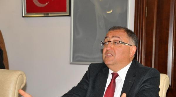 Chp'li Vefa Salman: Bizim Kazandığımızın Tescilidir