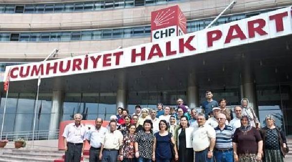 Chp'li Yıldırım: Partiyi Kılıçdaroğlu Önderliğinde İktidara Taşıyacağız