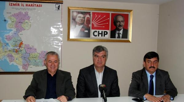 Chp'li Yüksel: Ak Parti'nin İzmir Mitingine Her Yerden Partili Taşındı