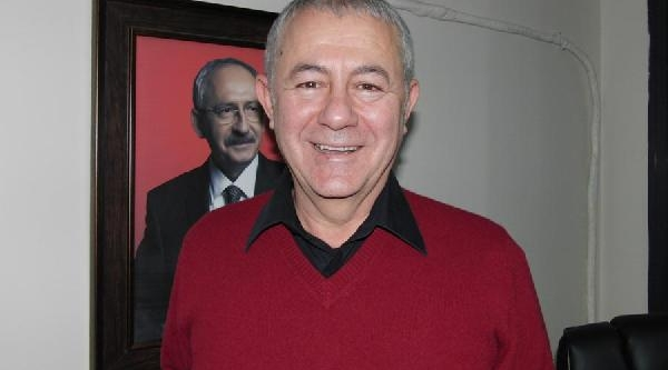 Chp'Li Yüksel: Firsat Bulsalar Izmir'I Ham Yapacaklar