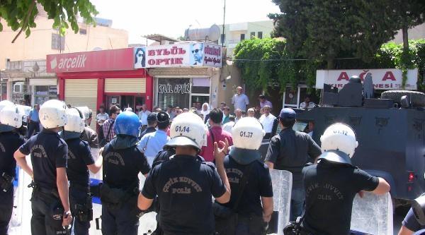 Çiftçilerin Elektrik Protestosuna Polis Engeli