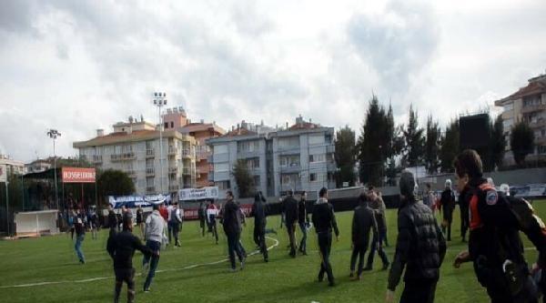 Çiğli Belediye-izmirspor Olayı Ek Fotoğraflar