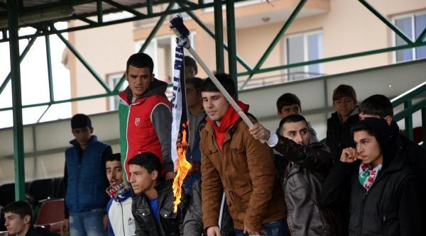 Çiğli Belediyespor-izmirspor Maçında Olay Fotoğrafları
