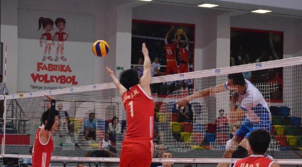 Çin-slovakya: 3-1 (voleybol Erkekler Dünya Ligi)