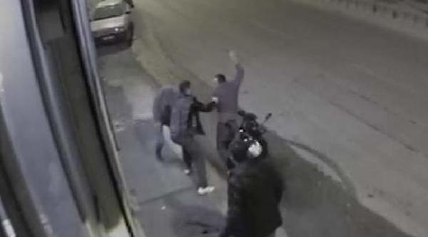Cinayet Güvenlik Kamerasinda