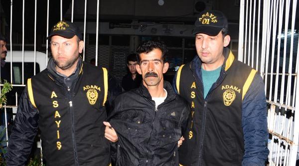 Cinayet Şüphelisi Adana'da Yakalandı