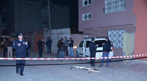 Cinayet Zanlısı Polisle Çatişti: 1 Yaralı