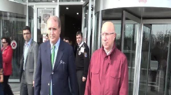 Ciner'in Avukatı Tekdağ: Başbakan İle Bir Örgüt Kurmuşuz, Sözde...