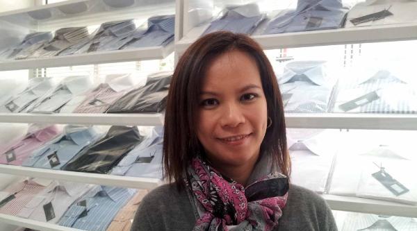 Çinli Gelin, Eşinin Gömlek Sorunu Yüzünden İş Kadını Oldu