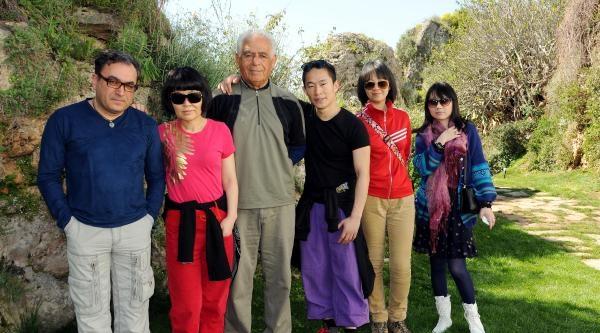 Çinlilerden Likya Yolu'nda Aşk Filmi