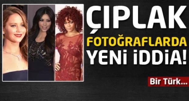 Çıplak fotoğraflarda yeni iddia! Bir Türk...