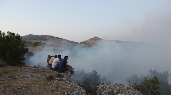 Çivril'de Orman Yangını - Ek Fotoğraflar