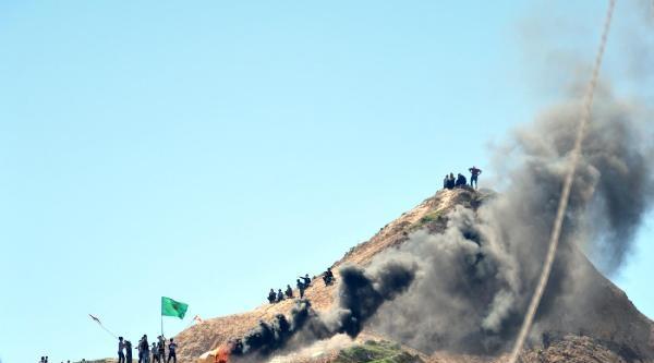 Cizre'de Olaylı Nevruz Kutlaması