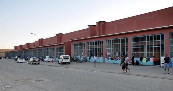 Cizre'deki Ezidiler Sanayi Sitesi'ne Yerleştiriliyor