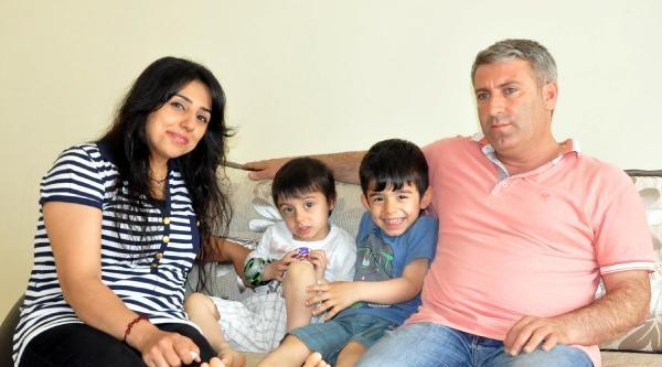 Çocuklarini Cezaevine Yanına Aldı, 8 Saat Sonra Tahliye Edildi (2)
