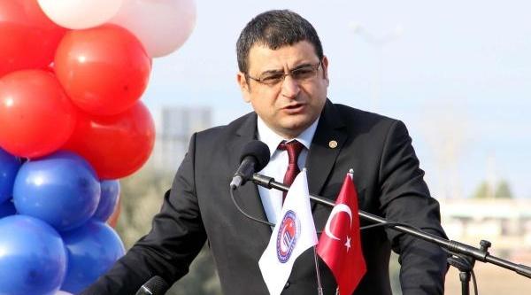 Çomü Tip Fakültesi Hastanesi'Nin Temeli Törenle Atildi
