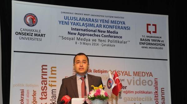Çomü'de Yeni Medya Masaya Yatırıldı