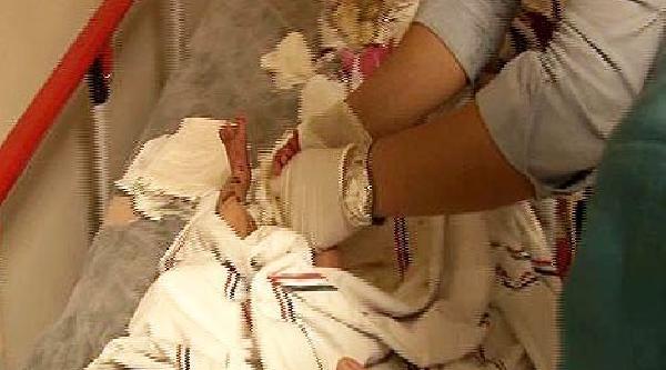 Çöp Konteynerinde Yeni Doğmuş Bebek Bulundu