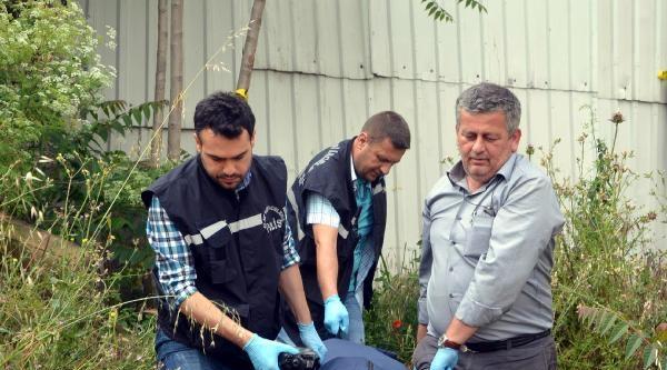 Çorlu'da Erik Toplamaya Giden Çocuklar Ceset Buldu