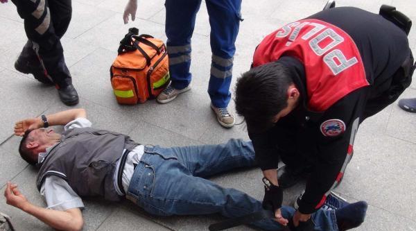 Çorlu'da Silahlı Saldırı: 3 Yaralı