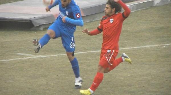 Çorum Belediye-Erzurum Büyükşehir Belediye:  1-1