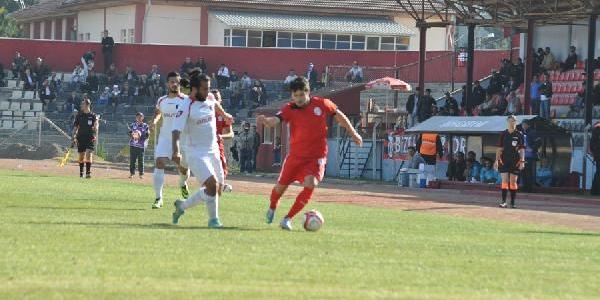 Çorum Belediyespor - Bursa Nilüferspor :1-1