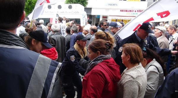 Çorum'da 1 Mayıs'a İki Farklı Kutlama