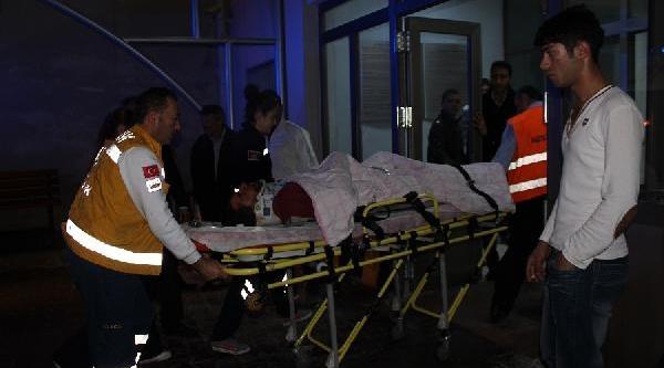Çorum'da Kaza : 3 Ölü, 1 Yarali