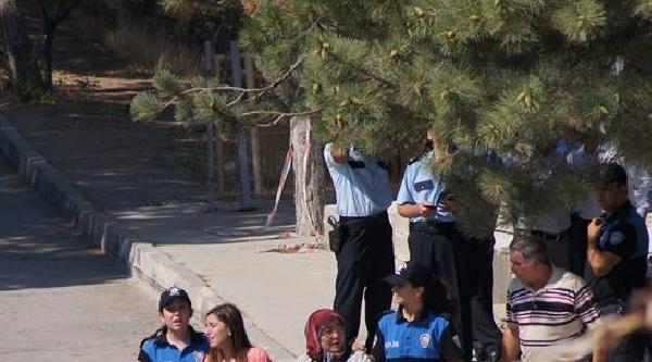 Çorum'da Polis Memuru İntihar Etti