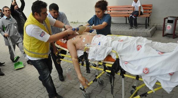 Çorum'da Sevgili Dehşeti: Üniversiteli Kızı Öldürüp, İntihara Kalkıştı