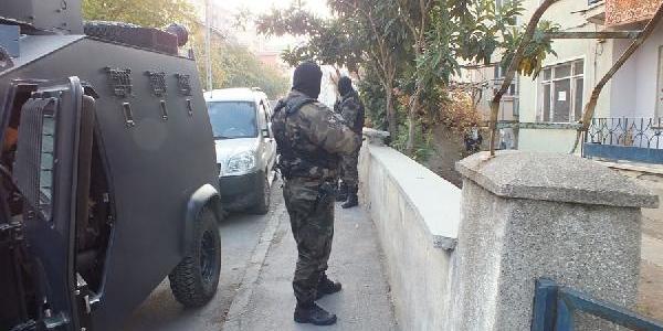 Çorum'Da Uyuşturucu Operasyonunda 16 Kişi Tutuklandi